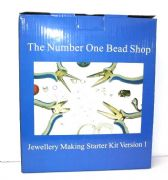 The Number One Bead Shop -- Jewellery Making Starter Kit